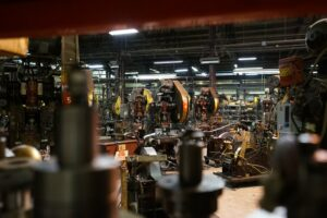 A look inside the Charles Richter Warehouse